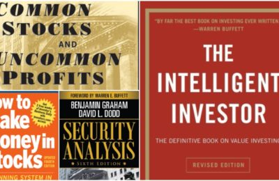 Top Books on Investing